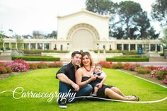 Balboa Park Family Session | Carrascography, Photography by Kim Carrasco Villa | www.carrascography.com