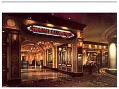 The Grand Lux Cafe in the Venetian Hotel, Las Vegas...casual dining, but one of the best Sunday Night Pasta dishes I've ever had.