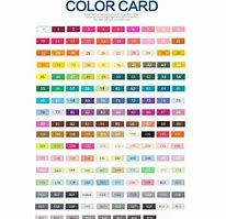 Image Result For Ohuhu Colored Pencils Chart Marker Kunst Copics