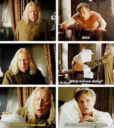 God, Arthur.