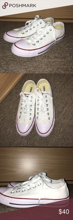 Shoes Brand new white All Star Converse Converse Shoes Sneakers