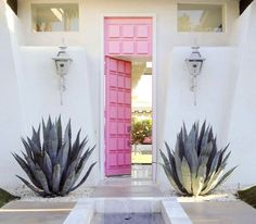The perfect door for my miami home..... lol I do love this