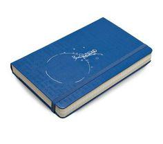 12 months - Le Petit Prince Daily Planner - Large - Antwerp Blue - Moleskine ®