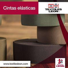 Producción de cintas elásticas. #GrupoLeón #Maquila