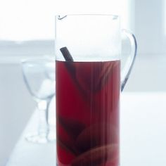 A picture of Delia's Mulled Wine recipe