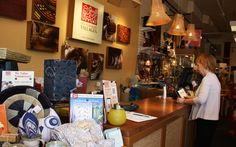 Ten Thousand Villages, this place is amazing