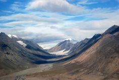 Quttinirpaaq National Park, Canada