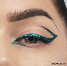 Eye makeup art eyeliner linda hallberg 20 ideas for 2019 Makeup Inspo, Makeup Art, Makeup Inspiration, Beauty Makeup, Mua Makeup, Makeup Brushes, Makeup Ideas, Makeup Remover, Anime Eye Makeup