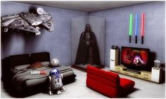 Cool Star Wars Bedroom Ideas | Cool Things Collection