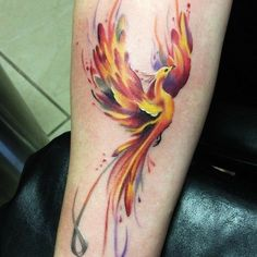 A phoenix tattoo is not just a work of art for most of us; Here we listed Best Phoenix Tattoos for Men in