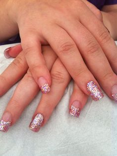 Love my daughters nails by me