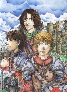Narnia Drawing