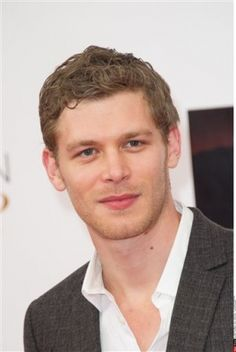 Klaus, yes I think he is dangerously hot