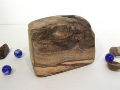 Oregon-Myrtlewood Box, Oregon coast, ring bearer box, jewelry box, 5th wedding anniversary, gratitude box, wood art, office desk organizer by earnestefforts on Etsy