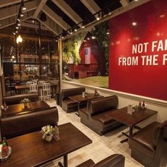 Good Stuff Eatery is a fast-casual burger joint that we don't much care for.