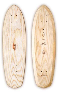 DEKARTA. Handcrafted cruiser boards