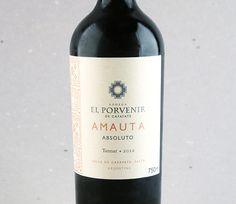 Surpreendente Tannat: Amauta Absoluto Tannat #vinho #tannat #vinhoargentino #salta #elporvenir