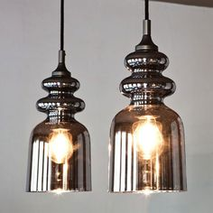 Industrial modern lighting Outdoor Seemingly Opaque When Unlit The Intriguing Shade Of The Messalina Pendant Light Comes To Life Pinterest 132 Best Industrial Modern Lighting Ideas Images Modern Deck