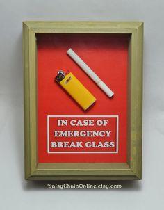 Birthday Gift for SMOKER Gift for Boyfriend por DaisyChainOnline