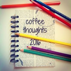 Make some more coffee :) 2016 calendar from 2016 Calendar, Art Supplies, Colored Pencils, It Works, Thoughts, Coffee, How To Make, Diy, Colouring Pencils