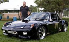 Porsche 914-6 GT Not a Porsche fan but I really wanted one of these.
