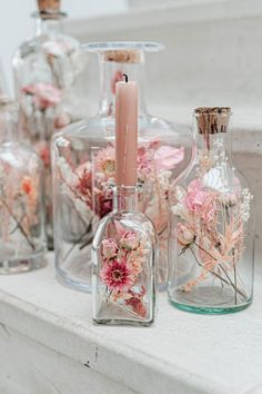 Home Crafts, Diy Home Decor, Diy And Crafts, Dried Flower Arrangements, Dried Flowers, Wedding Table, Diy Wedding, Wedding Decorations, Christmas Decorations