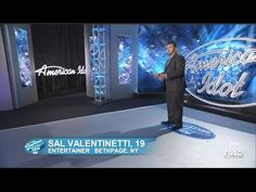 Sal Valentinetti - Audition - American Idol 2015 - YouTube