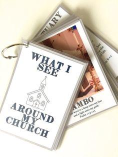 "Mass ""I Spy"" Cards"