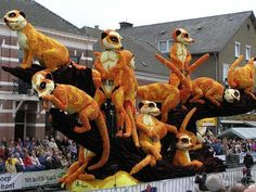 Lelystad Flower Festival Netherlands   Bloemencorso Zundert
