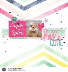 hello cutie (clique kits)    HappyGRL - Scrapbook.com