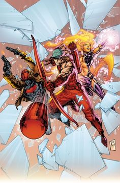 Red Hood and the Outlaws Annual