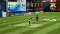 Clases De Fútbol - Control De Balón (MasterControl 1a7)