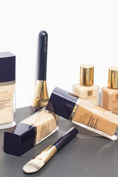 Re-ignite the look of radiance with Perfectionist and Double Wear Foundation. Beauty Make Up, Hair Beauty, Double Wear Foundation, Mac Makeup, Blood Vessels, Face Serum, Estee Lauder, Makeup Collection, Cool Things To Make