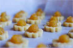 Pineapple Tarts   Pineapple Tarts Recipe   Easy Asian Recipes at RasaMalaysia.com