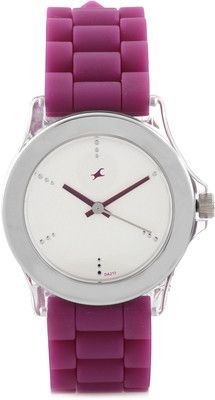 Fastrack Beach Analog Watch   For Women Purple