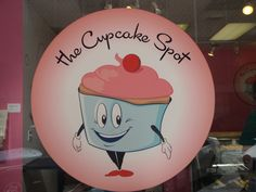 The Cupcake Spot on Central Avenue in downtown St. Pete, @Rachel Schweiger's favorite.