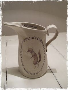 mason jar cover in jug design.