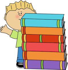 little boy carrying a stack of books escola ii pinterest book rh pinterest com
