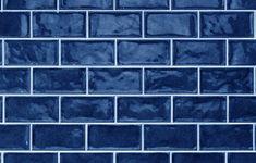 Perini Tiles- Tavola subway tiles in Mare Blue Glass Tile, Blue Subway Tile, Blue Tiles, Cobalt, Mexican Restaurant Design, London Townhouse, Ceramic Texture, Decorative Tile, Magazine Design