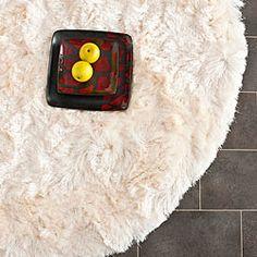 Safavieh Paris Shag Collection Handmade Silken Glam Area Rug, x Ivory Dark Carpet, Rug Studio, Family Room Decorating, Decorating Ideas, Condo Decorating, Thing 1, Fabric Rug, Contemporary Area Rugs, Modern Rugs