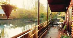 Herons Lake Retreat in North Wales. Herons Lake Retreat Luxury Lodges with Hot Tubs. Log Cabin Holidays, Lodges With Hot Tubs, Lakeside Lodge, Romantic Breaks, Weekends Away, Lake View, Day Trips, Perfect Place, Countryside