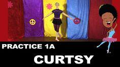Hello Artist! Watch Ballet Practice 1A: Curtsy @ https://www.youtube.com/watch?v=ZW8PcCF705I … #kidsballet #ballet #kidsvideos #kidscontent #dance #learnballet
