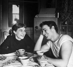 Marlon Brando and his sister Jocelyn, photo by Lisa Larsen. I just think he was the most beautiful man. Hollywood Icons, Vintage Hollywood, Hollywood Stars, Classic Hollywood, Hollywood Gossip, Hollywood Actresses, Marlon Brando, Don Corleone, Merle Oberon