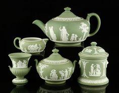 5 Pc. Wedgwood Tea Set : Lot 7416
