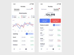 Great work from a designer in the Dribbble community; your best resource to discover and connect with designers worldwide. Web Design, Chart Design, Site Design, Desing App, Token, Mobile Ui Design, Mobile App Ui, Branding, User Experience Design