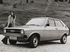Audi 50 GL (1974 -1978) ☺
