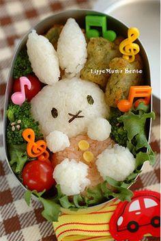 Bunny Sushi art