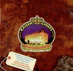 KAISER CHIEFS Everyday I Love You Less and Less by Beats45Records