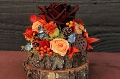 Full size of diy fall wedding table centerpieces coffee arrangements centerpiece glamorous and elegant decorations add Rustic Wedding Cake Toppers, Fall Wedding Cakes, Wedding Topper, Autumn Wedding, Wedding Decorations On A Budget, Wedding Table Centerpieces, Wedding Ideas, Trendy Wedding, Wedding Planning