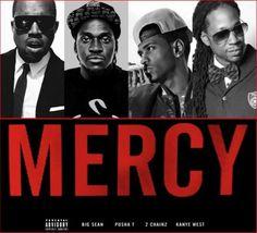 "New Video: Kanye West ft. Big Sean & Pusha T & 2 Chainz ""Mercy"" | VIBE"